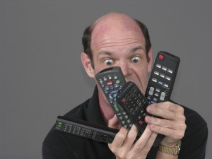 Too Many Remote Controls