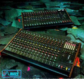 Dave Tkachuk audy instruments