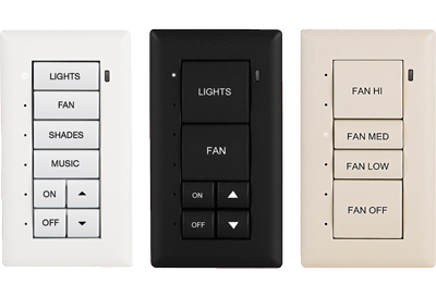 Crestron Lighting Control