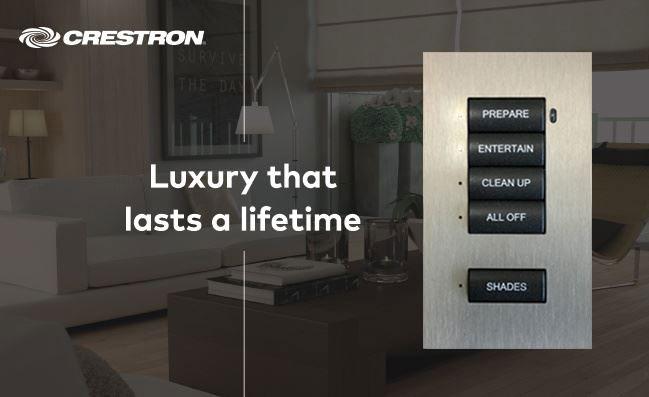 Crestron Lifetime Warranty