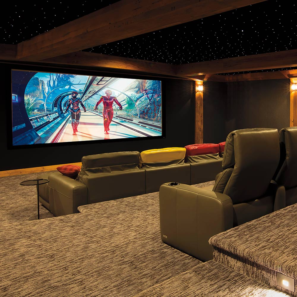 Best Home Theater Award