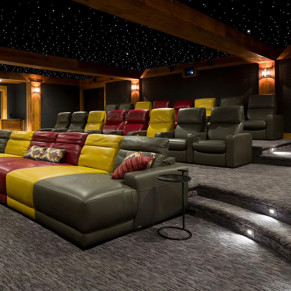 Best Smart Home Cinema