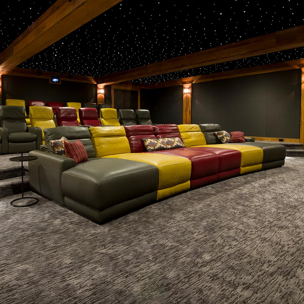 Best Smart Home Theater